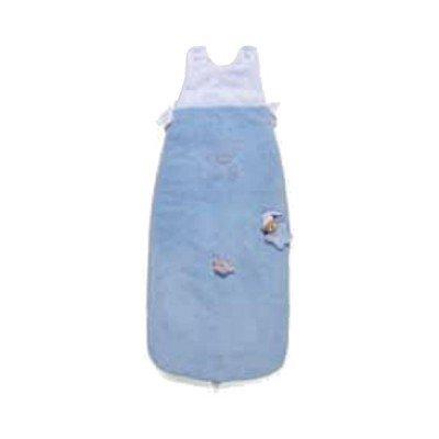 Pluma - Saco de dormir grande ajustable 90 a 110 cm azul: Amazon.es: Juguetes y juegos