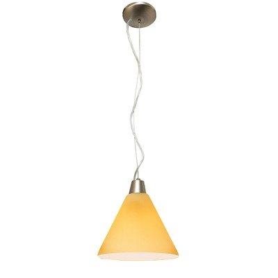 4-BS/AMB Inari Silk Mini Pendant Light (Access Lighting Silk Pendant)