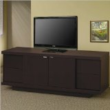 Coaster Home Furnishings 700671 Casual TV Console, Cappuccino Review
