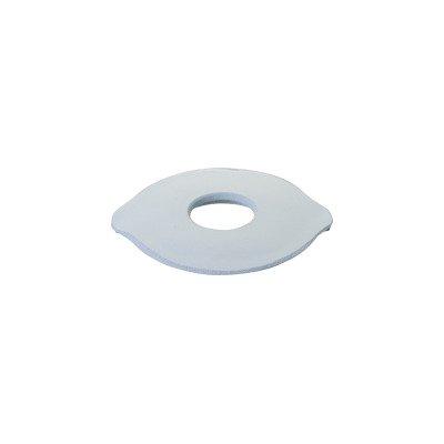 72SF20BEA - Compact Reg Convex Semi-Flex Mtng Ring, 3/4 Opng