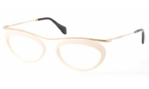 Miu Miu MU56MV Eyeglasses-7S3/1O1 - Miu Miu Eyeglasses 2013