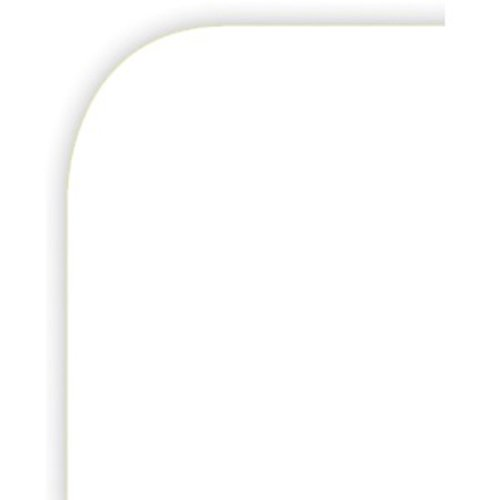 Tray Cover, Size B, Ritter, 8-1/2'' x 12-1/4'', White 2000 pk by Crosstex International