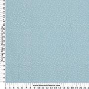 - David Textiles Ellen's Floral Crystal Blue Fabric Fabric by the Yard