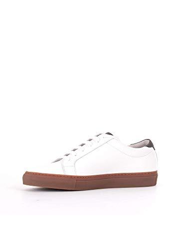 Brunello Uomo Bianco Mzucrpy200ch925 Cucinelli Pelle Sneakers 6wqETrO6
