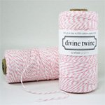 1 X Cotton Candy Divine Twine