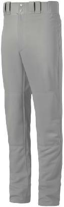 Premier Player Mizuno Adult (Mizuno Premier Pro Pant (Grey, Large))