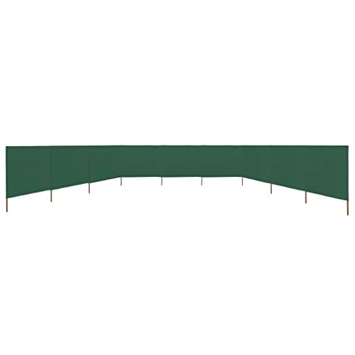 Tidyard 3-panel Wind Screen   Folding Fabric Camping Windbreaks   Folding Sun Privacy Screens   Beach Shelter Breakers…