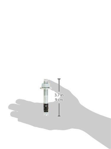 538433 mit Zulassung verzinkt 20 St/ück Bolzenanker zum Befestigen von Ankerplatten mit Langl/öchern Art.-Nr fischer FAZ II 12//140 GS Balkenverankerungen in Beton