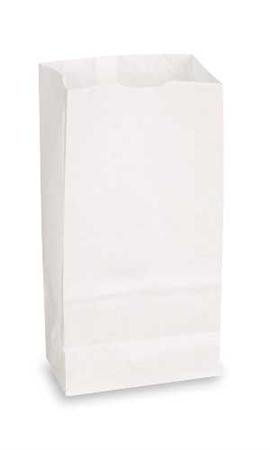Royal 50/PK Extra Small White Paper Crafting Bags Party Favors, Paper Lunch Bags, Grocery Bag, Wedding Favor Bags, Kraft bags, Mini Paper Bags Royal 7 4336938094