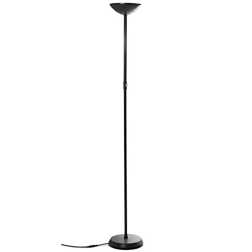 Brightech SkyLite - Bright LED Torchiere Floor Lamp for Offices – Modern