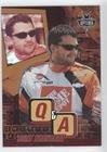 Tony Stewart (Trading Card) 2003 Press Pass Optima - Q&A #QA1
