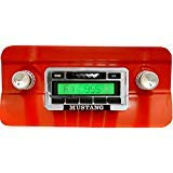 1964-1966 Ford Mustang Custom Autosound USA-230 AM/FM Stereo Radio 200 watts