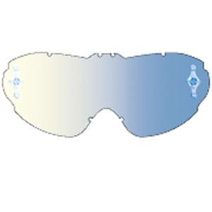 Scott Single Anti-Fog Works Lens for Voltage Goggles - Clear