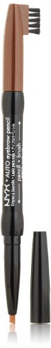 Liner Pencil Eyebrow - NYX Auto Eyebrow Pencil, Auburn