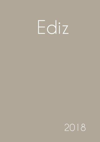 2018: Namenskalender 2018 - Ediz - DIN A5 - eine Woche pro Doppelseite (German Edition) PDF