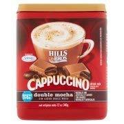 Hills Bros Sugar Free Double Mocha Cappuccino Beverage Mix, 12 oz - Pack of 2