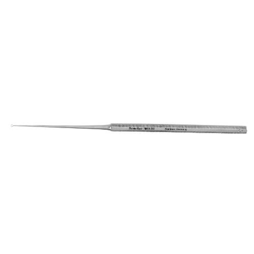 Miltex MH19-280 MeisterHand Eye Dressing Forceps, Straight, Standard Pattern, 10.2 cm Length