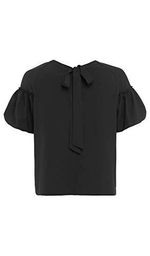 French T Courtes Manches Noir Uni shirt Connection Femme rr5qRxwZOv