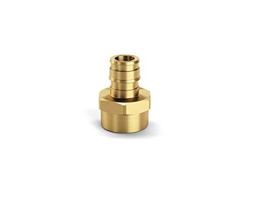 Zurn QEUFC33GX QEUFC33GX-F1960 Expansion XL Brass 1/2