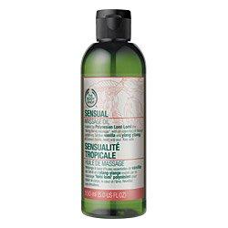 The Body Shop Huile de Massage Sensuelle, 5-Fluid Ounce