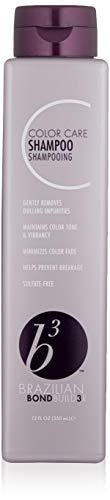 B3 Brazilian Bondbuilder Color Care Shampoo, 12 Fl Ounce