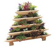 Five Level Plant Pyramid