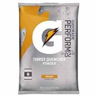 6 Gal Orange Powder Drink Mix 14-51Oz Pkg, Sold As 1 Case, 14 Each Per Case by Gatorade
