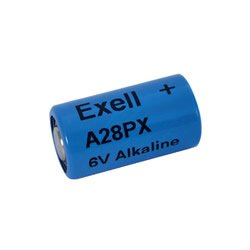 Replacement For A28PX 6V ALKALINE BATTERY L544 EXELL A28PX 6V ALKALINE BATTERY L544BP V28PXL K28L PX28A A544 Battery by Technical Precision