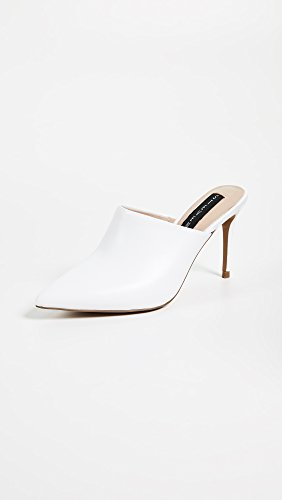 Mule Madden Craft STEVEN Women's Steve Leather by White Aw8EXqW7