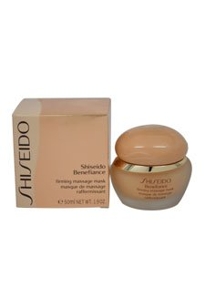 Benefiance Firming Massage Mask by Shiseido for Unisex - 1.7 oz Massage Mask -