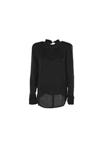 Camicia Donna Ichi 36 Nero 20102185/collir Sh Autunno Inverno 2016/17
