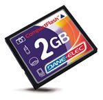 CF MEMORY CARD 2GB For Olympus Digital Camera E-510