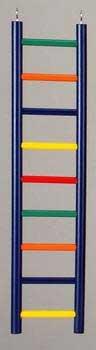 Prevue-Hendryx Bird Wood Ladder 9 Rung 18 inch by Prevue-Hendryx