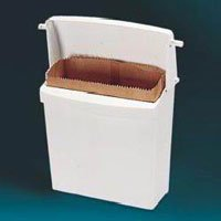 (16729460 Sanitary Napkin Recept. sold indivdually sold as Individually Pt# RUBB6140 by Rubbermaid)