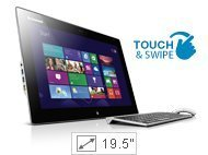 Lenovo All In One Flex20 (Multi-Touch) - 57323751 - 4th Generation Intel Core i5-4200U (1.60GHz 1600MHz 3MB)
