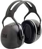 3M PELTOR X Series Ear Muff, Headband, X5A by Peltor