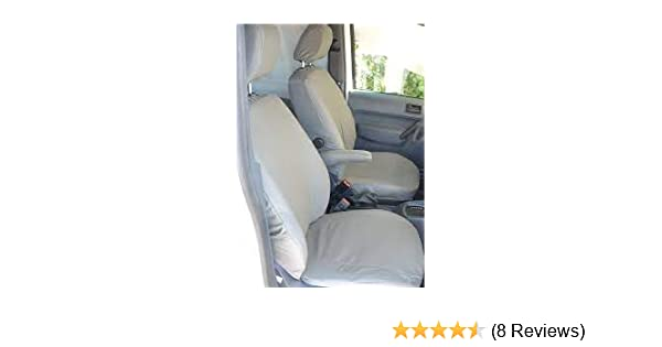 Ford Transit Connect 2014-2018 Tailored Waterproof Driver Seat Grey Seat Cover