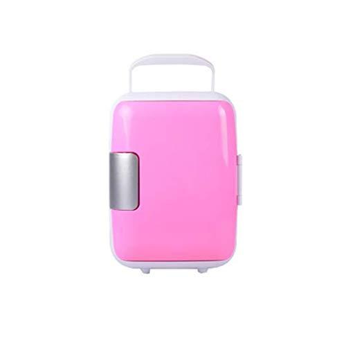 WENZHEN 12v Mini Car Freezer Cooler Warmer 4L Nevera eléctrica ...