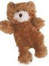2PK Dr Noys Plush Teddy Bear Xsmall (Catalog Category: Dog / Toys-fleece & Plush)