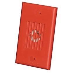 MIZ-24S-R Wheelock MIZ Horn - Red