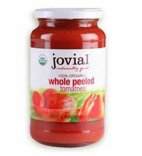 Jovial Whole Peeled Tomatoes 18.3 Oz (Pack of 6)