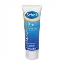 scholl deo control foot gel