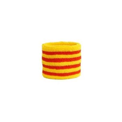 Digni reg Spain Catalonia Wristband sweatband free sticker Estimated Price £3.95 -