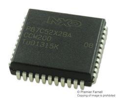 nxp-p87c52x2ba512-microcontroller-mcu-8-bit-8051-33mhz-plcc-44-100-pieces