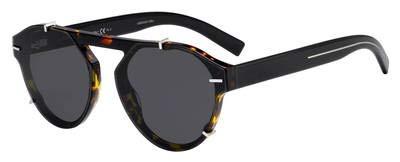 Dior Black TIE 254S Havana/Black 62/15/150 Men Sunglasses
