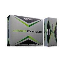 (Precept Laddie Extreme 2017 Double Dozen Yellow Golf Balls)