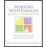 Working With Families of Children With Special (12) by Sileo, Nancy M - Prater, Mary Anne [Paperback (2011)]