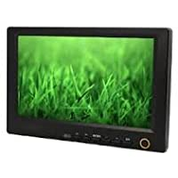 Lilliput 8 869gl-80np/c Vga Monitor with Dvi and Hdmi Input By Viviteq INC (No-touch,no Battery Included)