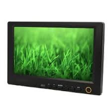 Lilliput 8'' 869gl-80np/c Vga Monitor with Dvi and Hdmi Input By Viviteq INC (No-touch,no Battery Included) by Lilliput
