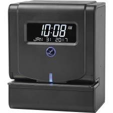 (Lathem 2100HD Heavy Duty Thermal Print Time Clock)